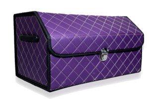Органайзер в багажник Фиолетовый