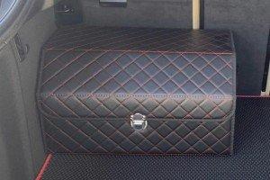 Органайзер в багажник Черный+Красный