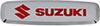 Шильдик Suzuki