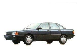 Audi 100 III (C3, 44) (1982 - 1991)
