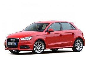 Audi A1 (8x) (2010-2018) 3D