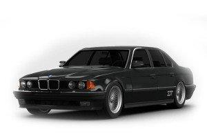 BMW 7 II (E32) (1986 - 1994)
