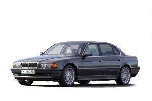 BMW 7 III (E38) (1994 - 2001)