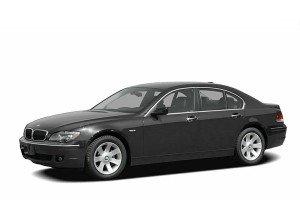 BMW 7 IV (E65) (2001 - 2008)