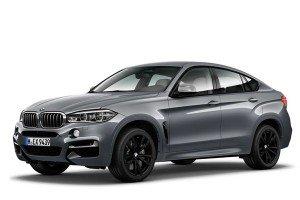 BMW X6 II (F16) (2014 - 2019)