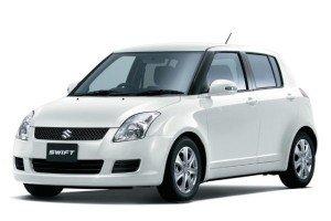 Suzuki Swift II (2004 - 2010)