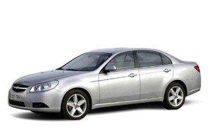 Chevrolet Epica I (2006 - 2012)