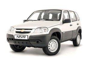 Chevrolet Niva I Рестайлинг (2009 - 2018) 3D