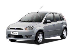 Ford Fiesta V (2002 - 2008)