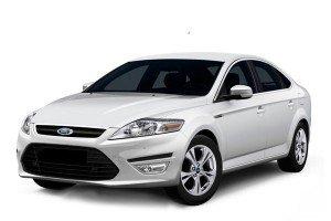 Ford Mondeo IV (CD345) (2006 - 2010) Дорестайлинг