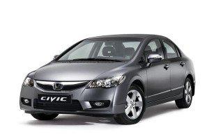 Honda Civic VIII 4d (2005 - 2011)