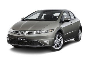 Honda Civic VIII 5d (2005 - 2011)