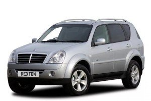 SsangYong Rexton Y250 (2006 – 2012)