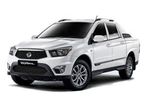 Ssang Yong Actyon Sport II (2010 - ...)