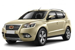 Geely Emgrand X7 (2011 - 2016)