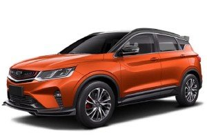 Geely Coolray I (2020 - ...)