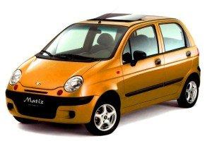 Daewoo Matiz I (1997 - 2015)