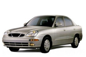 Daewoo Leganza (1997 - 2008)