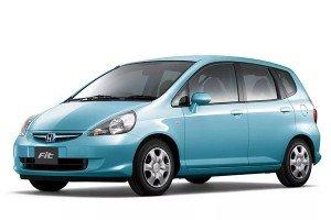 Honda Jazz I (GD) (2001 - 2008)
