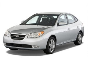 Hyundai Elantra IV (HD) (2006 - 2011)