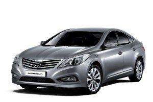 Hyundai Grandeur V (HG) (2011 - 2016)