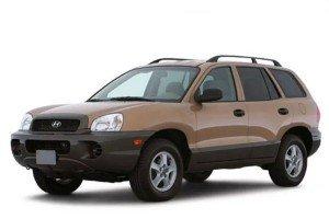 Hyundai Santa Fe I (SM) (2000 - 2012)