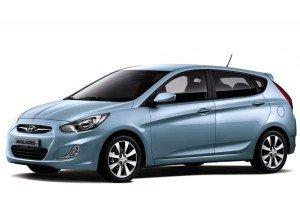 Hyundai Solaris I (RBr) (2011 - 2017)