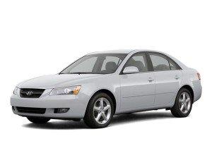 Hyundai Sonata V (NF) (2004 - 2010)