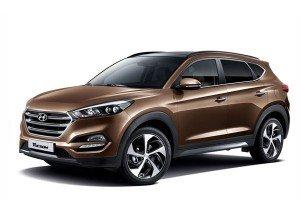 Hyundai Tucson III (TL) (2015 - ...)