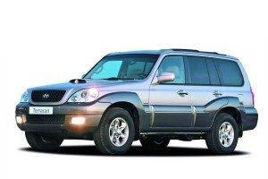 Hyundai Terracan I (HP) (2004 - 2007) Рестайлинг