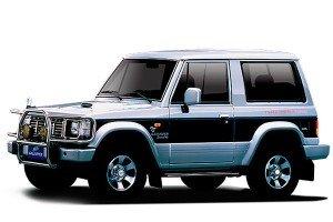 Hyundai Galloper II (1997-2003) 5D