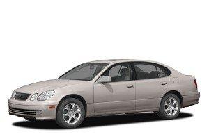 Lexus GS II (1997 - 2005)