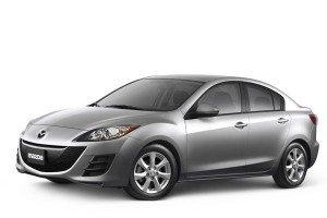 Mazda 3 II (BL) (2009 - 2013)