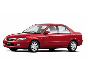 Mazda 323 VI (BJ) (1998 - 2003