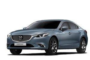 Mazda 6 III (GJ) Рестайлинг (2015 - ...)