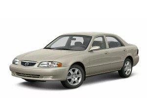 Mazda 626 (GE) IV (1991-1997)