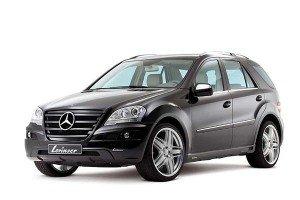 Mercedes-Benz M-Class II (W164) (2005 - 2011)