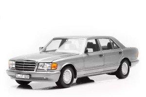 Mercedes-Benz S-Class II (W126) (1979-1991)