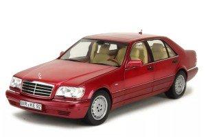 Mercedes-Benz S-Class III (W140) (1991 - 1998)