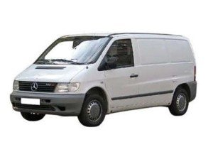 Mercedes-Benz Vito 638 (1995-2003) Первый ряд