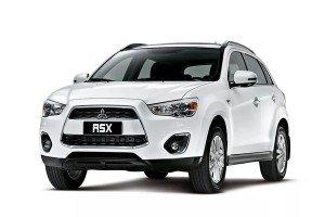 Mitsubishi ASX I (2010 - 2012)