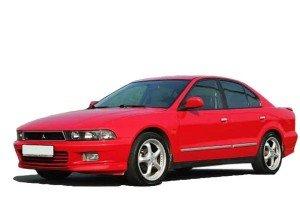 Mitsubishi Galant VIII (1996 - 2006) америка