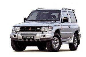 Mitsubishi Pajero II (1990 - 2004) 3х двери