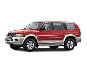 Mitsubishi Pajero Sport I (Montero) I (1998 - 2008)