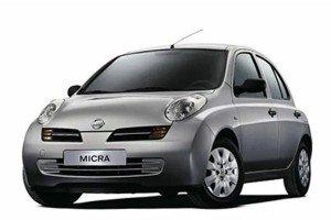 Nissan Micra IV (K12) (2010-2013)