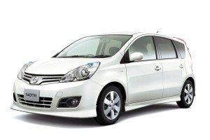 Nissan Note I (E11) (2004 - 2013)