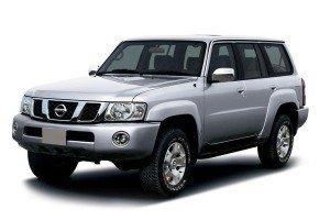 Nissan Patrol V (Y61) 5 дверей (1997 - 2004) Дорестайлинг