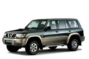 Nissan Patrol V (Y61)  (2004 - ...) Рестайлинг