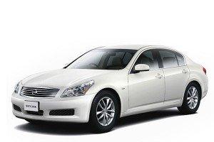 Nissan Skyline 2006-2010  VII (V36)