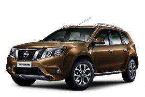 Nissan Terrano III (D10) (2014 - ...) 3D